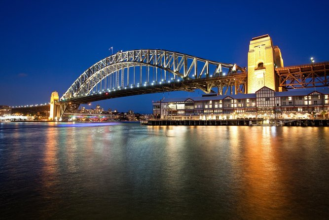 Private Tour Sydney at Night Sydney
